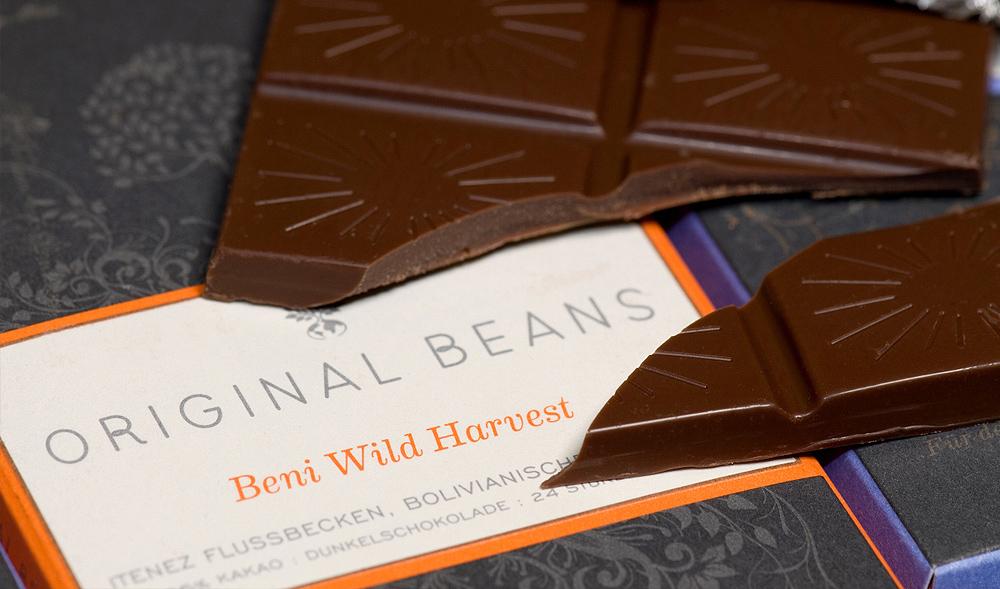 Original Beans – Beni Wild Harvest
