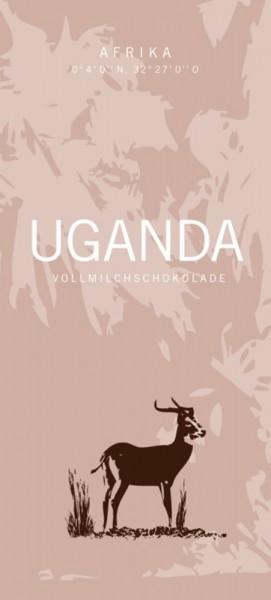 Uganda 45 %