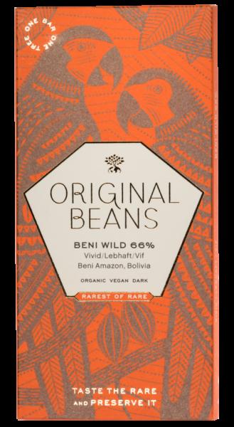 Beni Wild Harvest 66 %