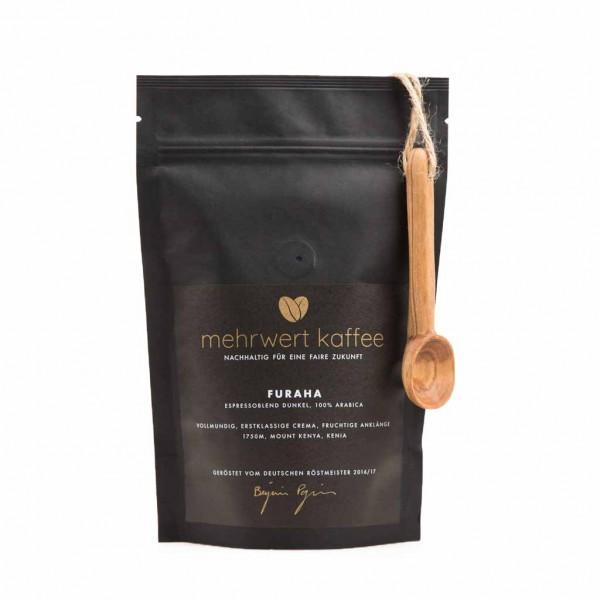 Furaha - dunkler Espressoblend