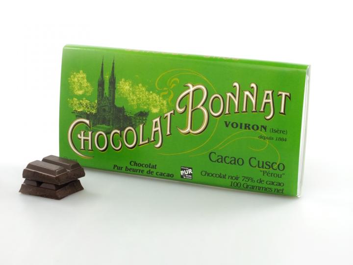 Cacao Cusco 75 %