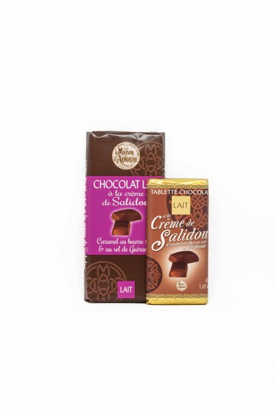 Crème de Salidou Milchschokolade