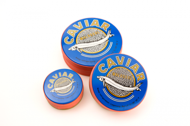 Schokoladen-Kaviar