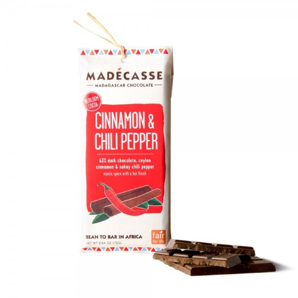 Cinnamon & Chilli Pepper