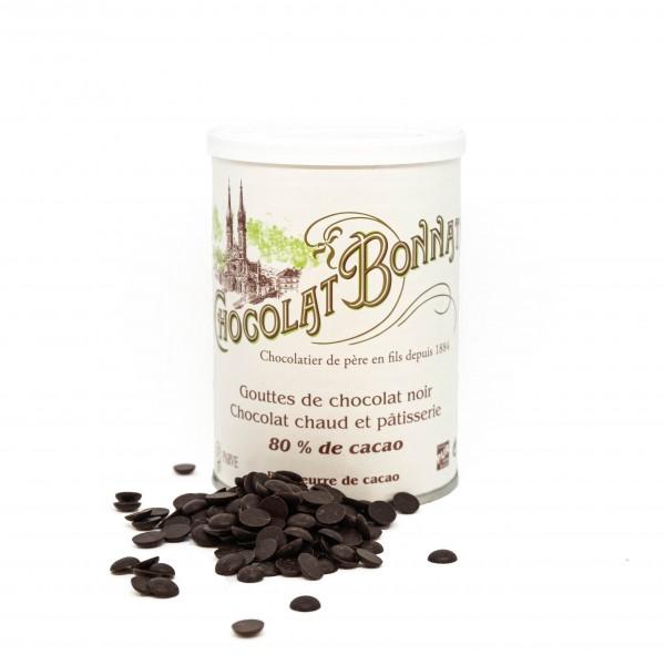 Trinkschokolade 80 % Kakao