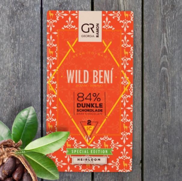 Wild Beni Bolivien 84%