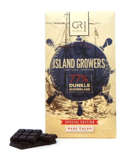 Island Growers 77% - Limited Edition (Restbestand)