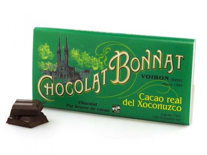 Cacao Real de Xoconuzco 75 %